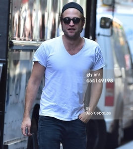 my very gorgeous babe in a v-neck shirt<3