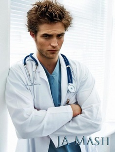 I wonder if this Dr. makes house calls<3