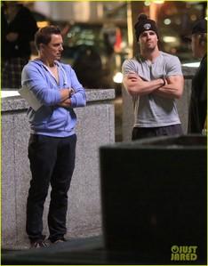 John & Stephen!