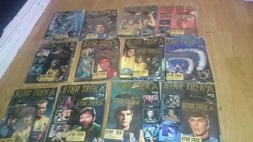 I have star, sterne trek the Weiter generation magazines and dvds collection still wrappers unopened Mehr pictures available