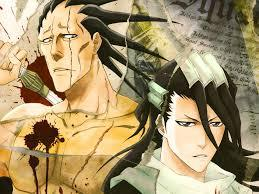Probably Kenpachi because if he is already at a captains level but does not have Shikai atau Bankai with tons of reiatsu then he probably can making him crazily powerful. Byakuya IS really strong he has kinda reached the  of his power and Kenpachi is already his equal.