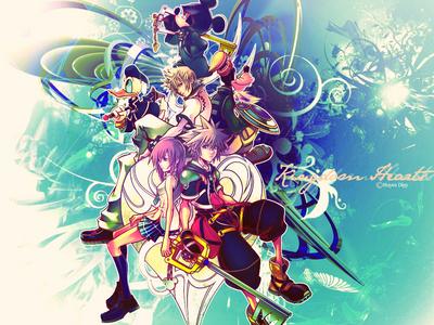 Kingdom Hearts 2 :D