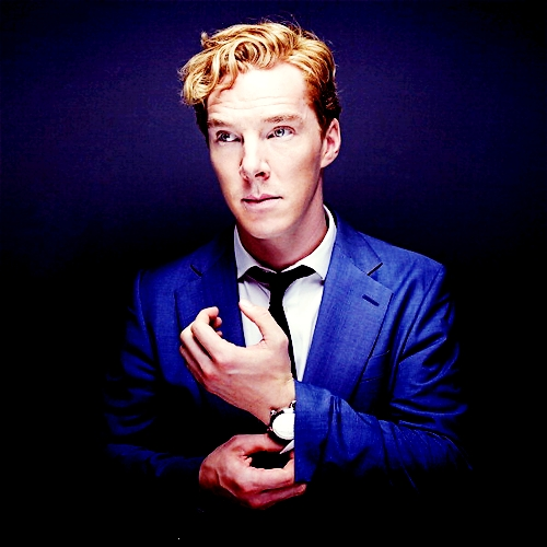 Benedict Cumberbatch<3