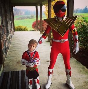 Justin and Jaxon.