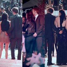 my lovely Robsten from the back<3