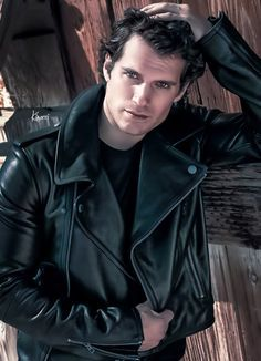 Henry in leather<3