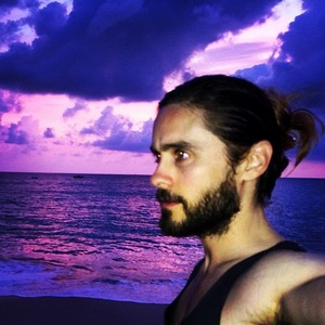 Jared with beautiful sky<3