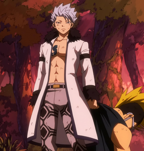 lyon from fairy tail