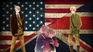 I think personally that there's three possible reasons why America left 1) America's boss might have wanted America to stop being England's little brother for personal reasons. 2) America wanted to become a country so he could see the world through England's point of view and interact in it like he does. 3) America wanted to see England もっと見る cause he always goes back to his country and deal with the issues there. I think the reason why England fought with America is that America felt to embarrassed to tell him the reason and England took The deceleration of his independence the wrong way. Even now America seems to be to scared to tell him so they don't have the brotherly relationship no more. I hope I helped ya with this 質問 and if あなた guys don't agree with me that's okay cause this is just what I believe.