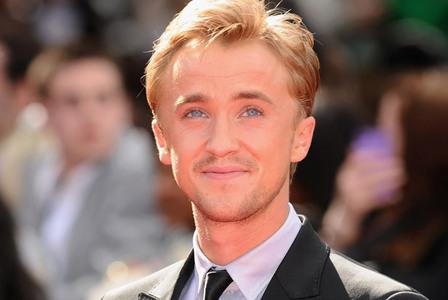 Tom's golden halo<3