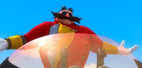 I really like this incarnation of Eggman, He's really funny.