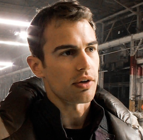 my other fave British brown haired hotty,Theo<3