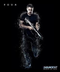 my sexy gun wielding hotty,Theo<3