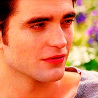 my gorgeous Robert looking to our right<3