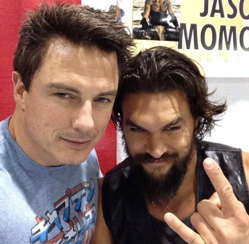 John and Jason.