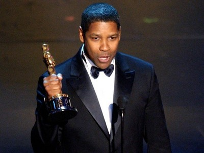 Denzel Washington is an amazing actor...and he has 2 Academy Awards to prove it<3