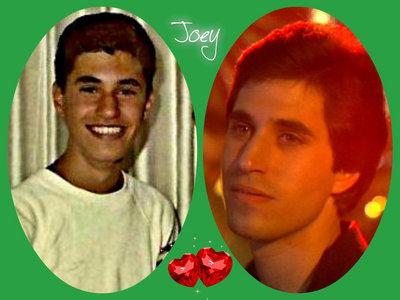 Joey Cali at 15 and him in SNF at 27. :)