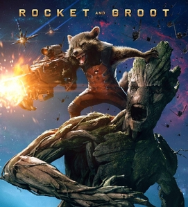 """Guardians of the Galaxy"" I believe."