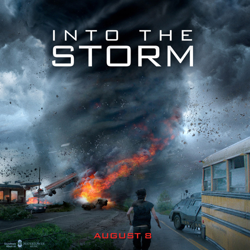 The last movie I saw was Into the Storm <3