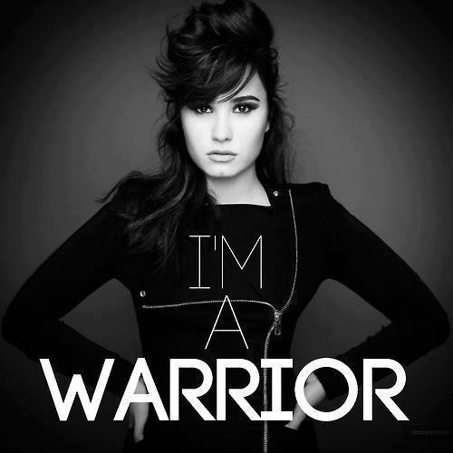 she's my WARRIOR ♥