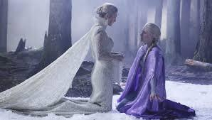 It runs in the family! (If you watch once opon a time) Elsa's And Anna's Mom Had 2 Sisters Ingrid And Heglra (Idk) But Ingrid Has Ice And Snow Powers! Just Like Elsa And Elsa's And Anna's Mom (Queen) Wanted To Forget About Them So That's Why She Never Spoke About Them