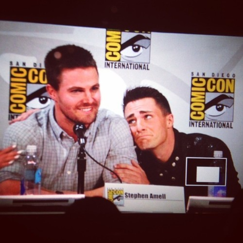 Stephen and Colton!<33