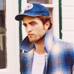 my handsome hotty in a hat<3