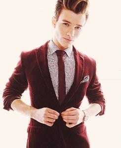 hot cutie Chris Colfer<3