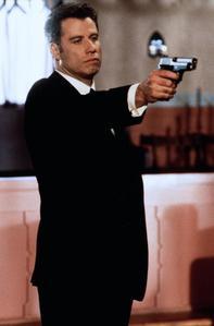 John with a gun :)