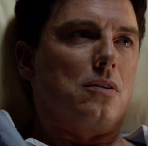 John plays Malcolm Merlyn in Arrow