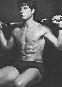 John's muscles :)