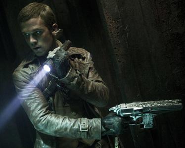 Cam with a flashlight<3
