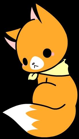 Here's a cute little vos, fox ^.^