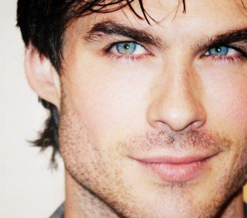 Ian's eyes<3