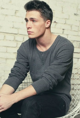 Colton is a stunning model!