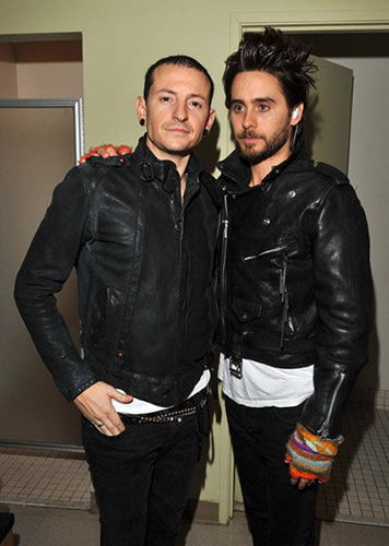 Chester and Jared