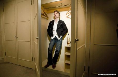 inside a wardrobe (photoshoot from 2009)