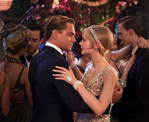 Leo dancing with Carey Mulligan in The Great Gatsby<3