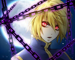 Kurapika Is A Kurta From Hunter X Red Eyes Are Kind Of His Thing