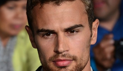 Theo and his melting,mesmerizing chocolate brown eyes<3