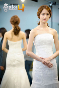 yoona is the one