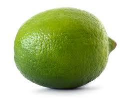 Definitely limes!