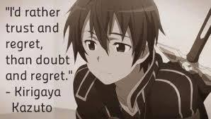 I'll say Kirito~