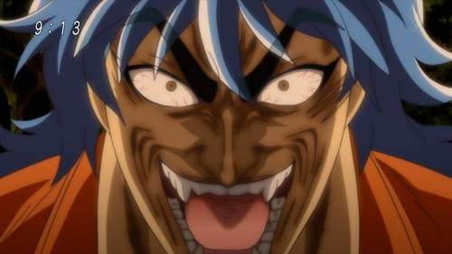 I would go with Toriko