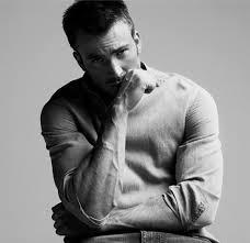 Chris Evans veins<3