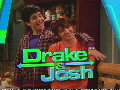 vịt đực, drake And Josh.