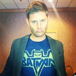 I'd totally wear the Batman shirt. ;D
