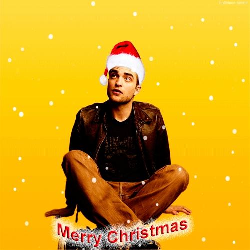 my Santa baby...won't te shimmy down my chimney tonight?<3