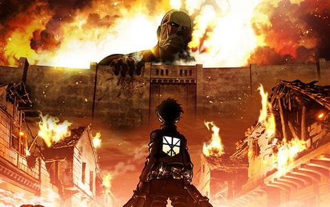 I'm surprised あなた haven't seen Attack On Titan yet :/