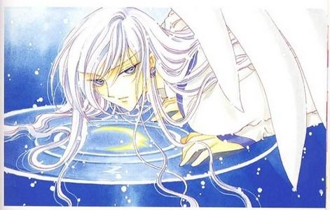 Yue - Card Captor Sakura